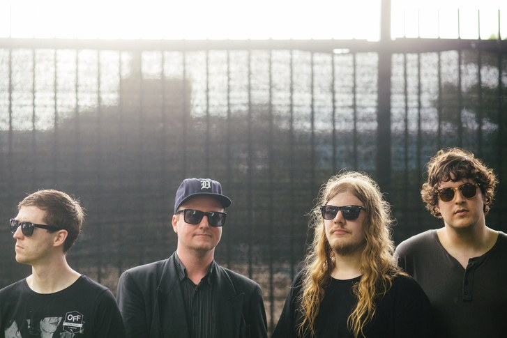 Protomartyr-Band